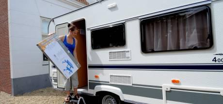 Je caravan weer op de oprit? Kijk daarmee uit, zegt de politie: 'Inbrekers zien dat óók'