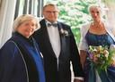 Jos en Hildegard Pouwels trouwden in juni 2017