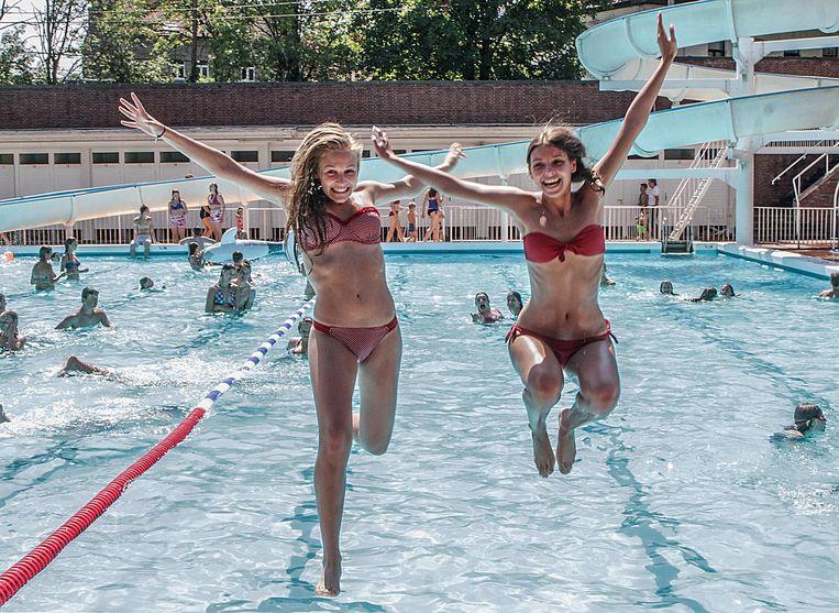 Een duik nemen in het openluchtzwembad kan dit jaar al in juni.
