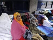 Somalische asielzoekers weg bij IND-kantoor