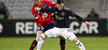 Ten Hag vreest Tagliafico te moeten missen tegen Lille, ook Mazraoui zeer twijfelachtig