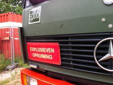 Wandelaar vindt bom in Epe, EOD laat hem ontploffen