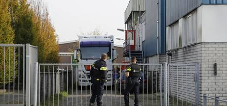 Inval in drugslab in Nijkerk