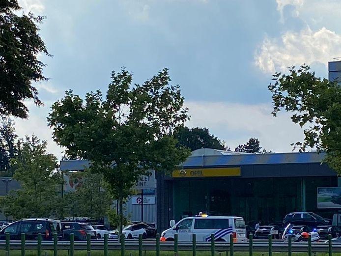 Op de Grote Ring in Hasselt heeft een kettingbotsing plaatsgevonden waarbij een vijftal voertuigen betrokken raakten. Er vielen geen gewonden.
