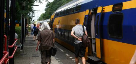 Station Veenendaal-De Klomp blijft intercitystation