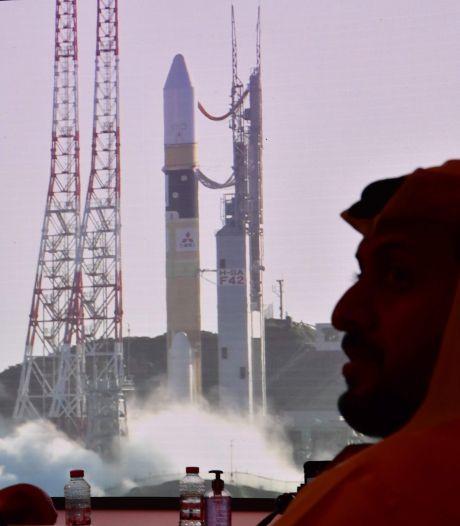 Eerste Arabische ruimtesonde Amal (Hoop) onderweg naar Mars