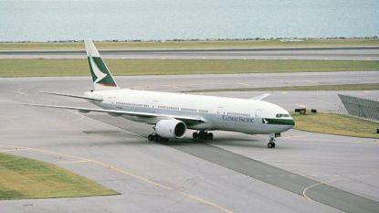 Eerste Boeing 777 ooit met pensioen