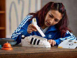LEGO lanceert iconische Adidas-sneaker gemaakt uit bouwsteentjes
