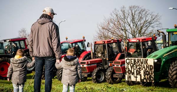 Nieuwe actiedag boeren op 21 maart