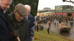 Amerikaanse en Duitse veteranen komen samen voor herdenking Ardennenoffensief