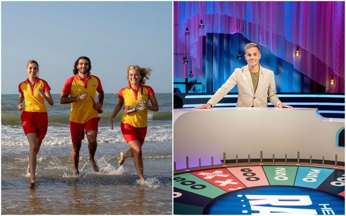 'De Redders' en 'Het Rad' vanaf 2 augustus op Play4.