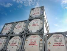 Van den Bosch breidt transport op wereldzeeën uit