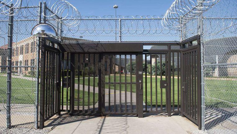 Ongeveer 10.000 Amerikaanse kinderen zitten vast in gevangenissen voor volwassenen Beeld afp