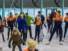 Jarige schaats- en skeelerclub Borne is trots op alle leden