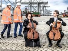 De Rotterdamse haven heeft haar eigen tune 'Dat je denkt; dit is echt Rotterdam'