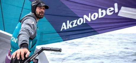 AkzoNobel vestigt record in Volvo Ocean Race