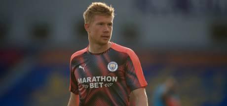 Manchester City et De Bruyne ne seront pas privés de Coupe d'Europe
