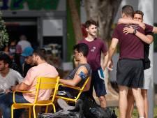 En Israël, le port du masque à l'extérieur n'est plus obligatoire