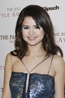 Selena in 2010.