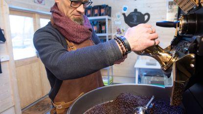 """Buizerd & Saars uit Lozer erkend als  ambachtelijke koffiebranderij: """"Ook in coronatijden hebben mensen nood aan heerlijk kopje koffie"""""""