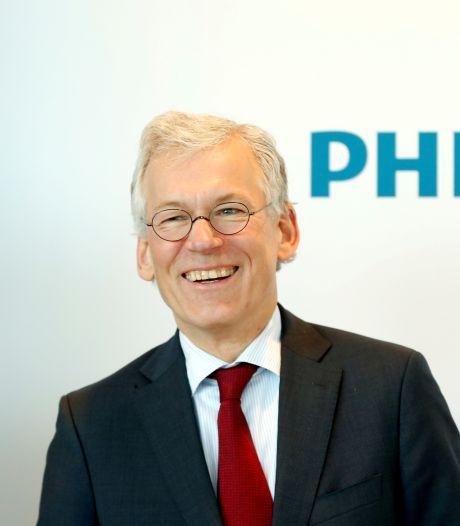 Topman Philips: Nederland klopte pas twee weken geleden aan voor extra beademingsapparaten