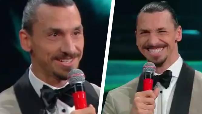 Schijnwerpers staan op Zlatan tijdens muziekfestival, maar zangstonde wordt eerder een wat gênant schouwspel