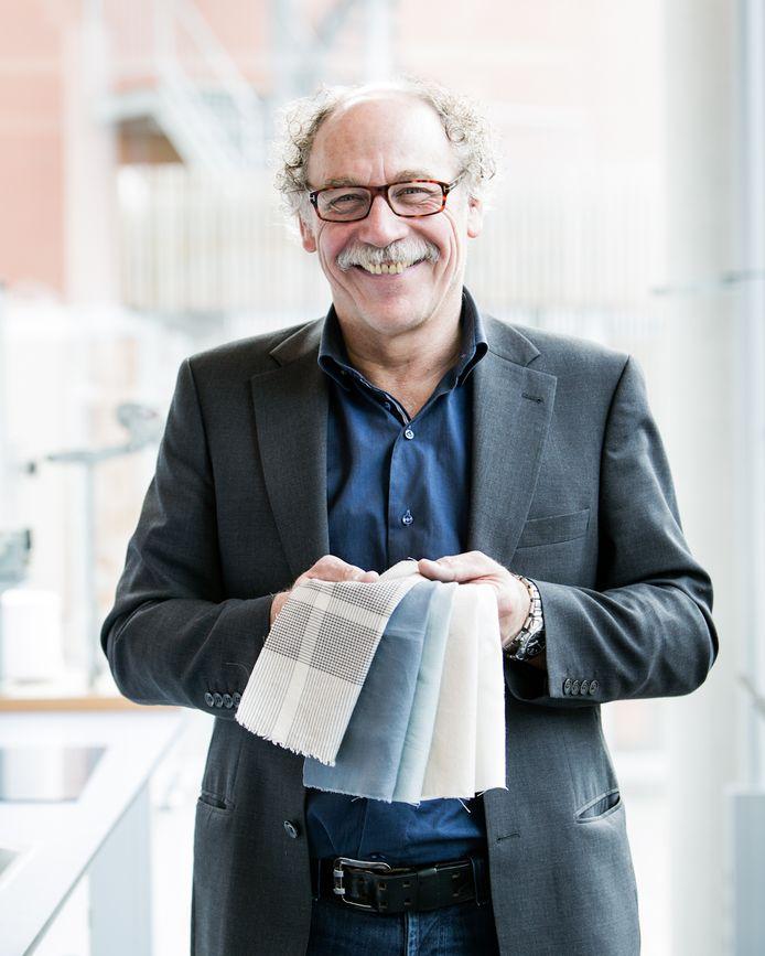Gerrit Bouwhuis, lector Saxion en ontwikkelaar Saxcell