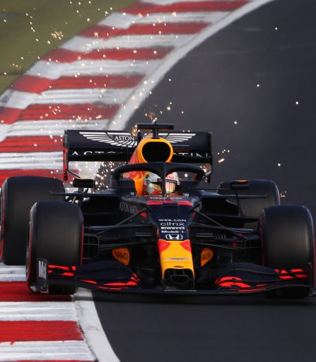 Pole voor Bottas na spannend gevecht, Hamilton houdt Verstappen op tweede startrij