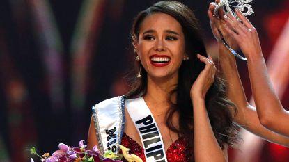 'Miss Universe 2018' komt uit de Filipijnen, België eindigt in de top 20