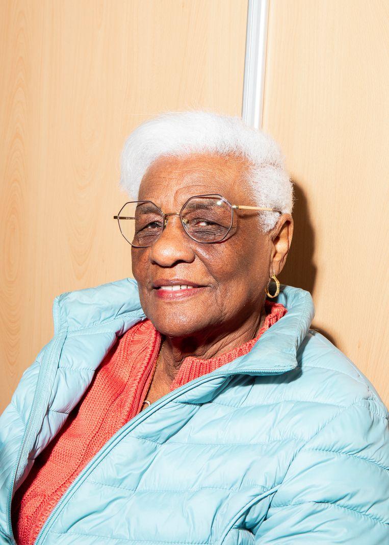 Josephina Wolff, 87 Beeld Hilde Harshagen