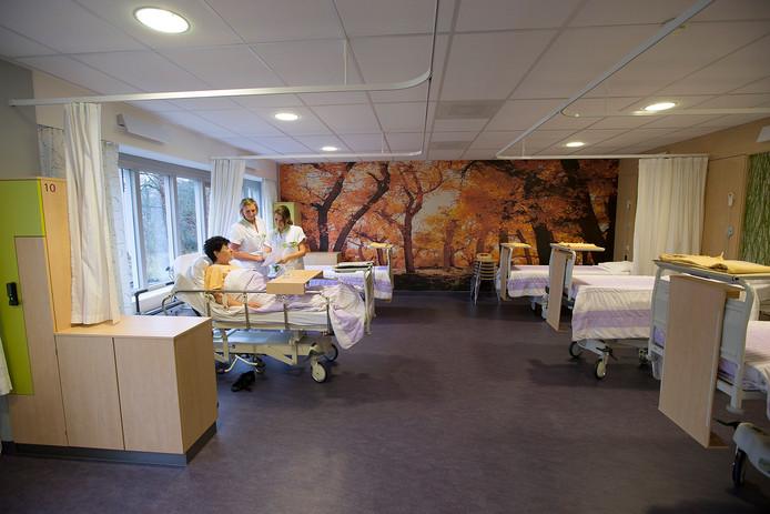 Streekziekenhuis Koningin Beatrix in Winterswijk.