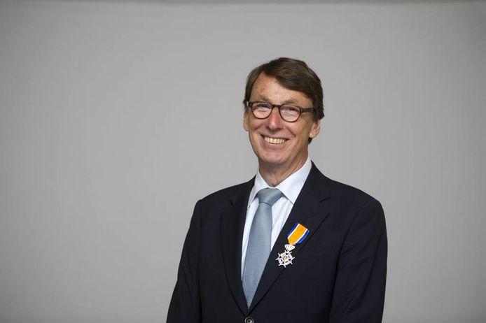 Hans Leijn (67), uit Sint-Michielsgestel