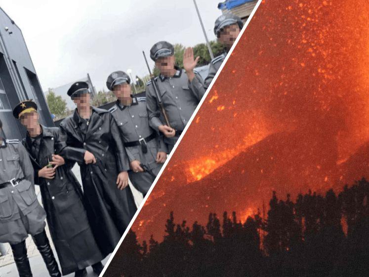 de Stentor Nieuws Update | 'Sorry' uit Urk en een vulkaanuitbarsting