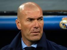 Zidane: Schandalig dat iedereen het over diefstal heeft tegen Juve