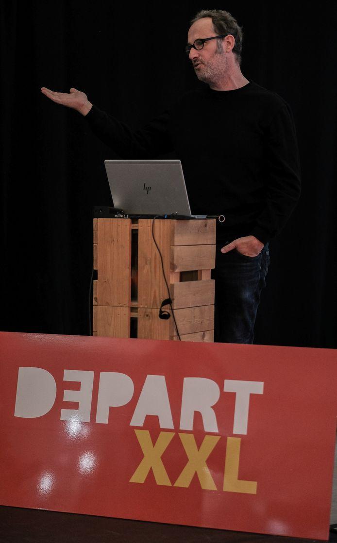 Tom Vangheluwe, directeur van concertorganisator Wilde Westen.