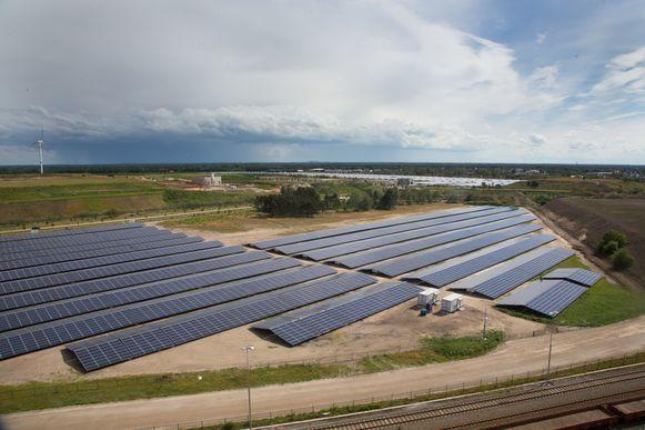Kristal Solarpark in Lommel