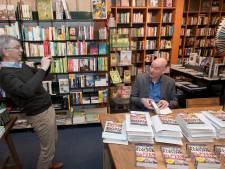 Virtuele signeersessie in Tiel: 'Ik wil de mensen ontmoeten die mijn boek lezen'