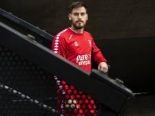 Verdediger Dario Dumic van FC Twente is meer dan een rauwe buitenkant: 'Misschien ben ik op mijn vijftigste wel rechter'