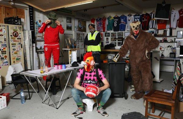 Kamp Seedorf: 'Alles wat wij doen, doen we met een knipoog'