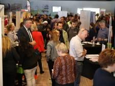 Honderden bezoekers voor Vacaturecafé MKB Eindhoven: 'Wij kunnen de hengel geven, niet de vis'
