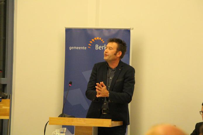 Wethouder Han Boer