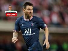Column Sjoerd Mossou | Botsende commerciële belangen voorkomen dat Lev (13) Messi kan zien spelen