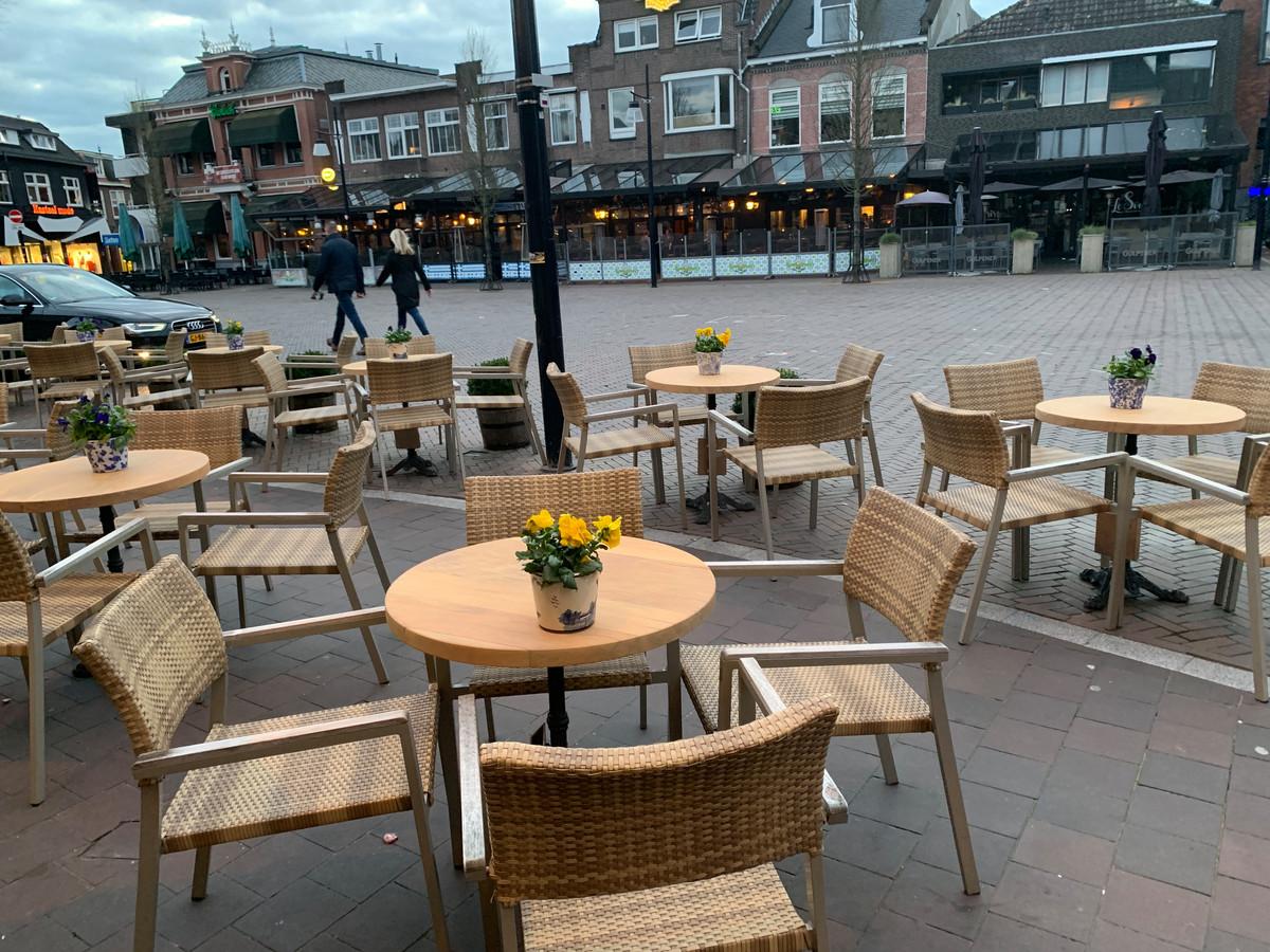 Biercafé de Engel is vanaf dinsdag uit voorzorg gesloten wegens een coronabesmetting onder een van de personeelsleden.