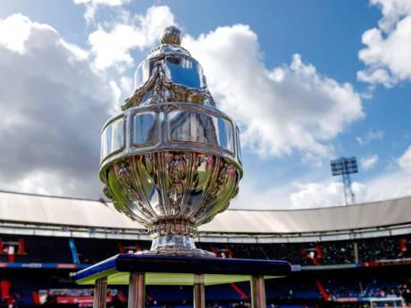 LIVE | GA Eagles en IJsselmeervogels hebben jacht op kwartfinale geopend
