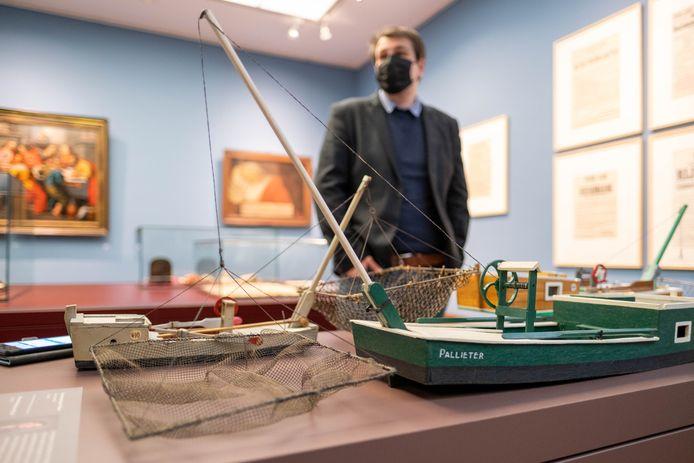 Het Stadsmuseum laat je de traditie van het palingvissen (her)ontdekken.