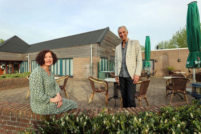 Yvonne Ferwerda en haar partner John de Greef gaan samen De Smeltkroes in Maarheeze runnen.