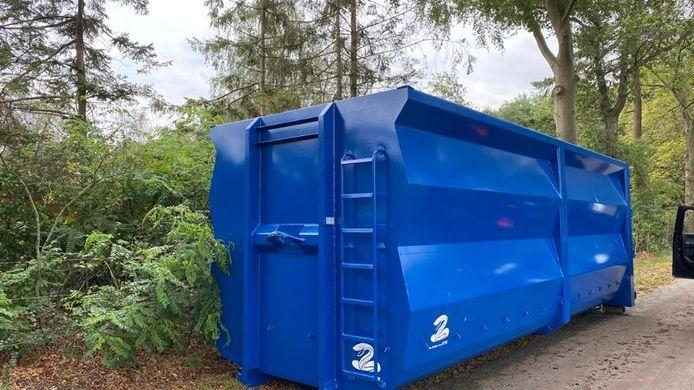 De politie heeft al veel containers teruggevonden, maar nog niet alle gestolen containers zijn boven water.