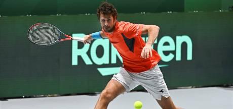 Haase trekt stand gelijk in Davis Cup