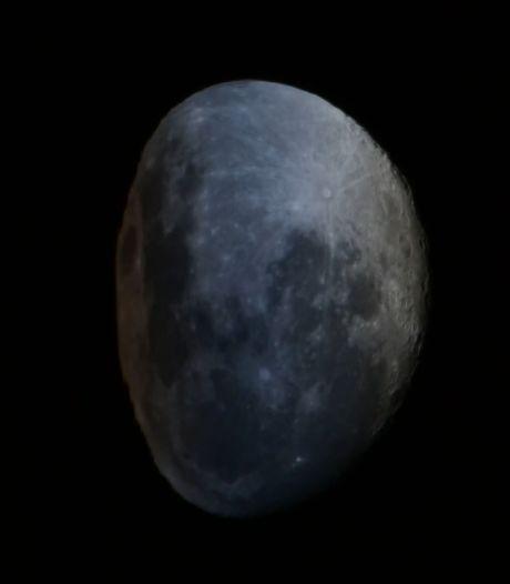 La Lune est plate!