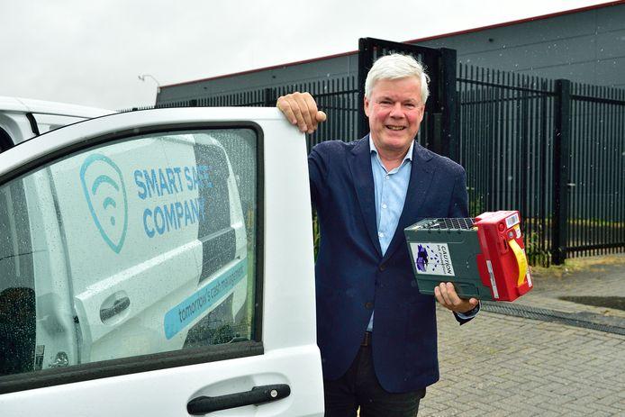 Matthijs Verhaar van Smart Safe Company.